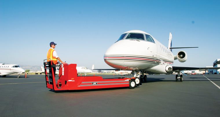 电动飞机牵引车