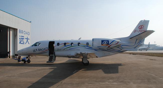中国通用航空市场需求强劲而不可遏制